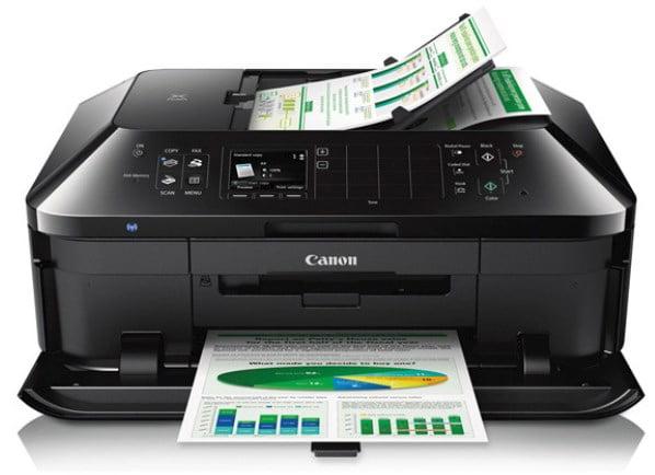 Canon Pixma MX920 Printer Software