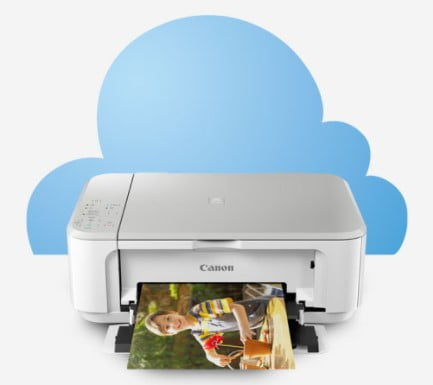 Google Cloud Print PIXMA MX725