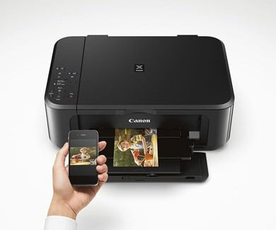APP To Wireless Canon Pixma Printer From Mobile